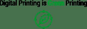 Digital Printing is Green