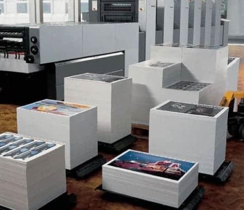 magazine printing nyc offset